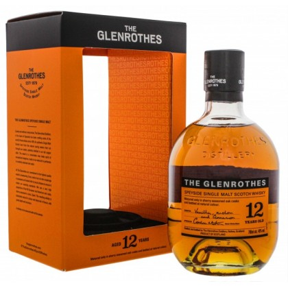 Glenrothes 12 Years Gift Pack